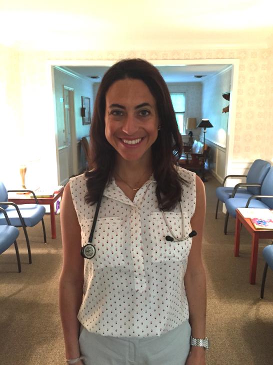 Dr. Nicole A Panza, Pediatric Associates of Westfield, NJ