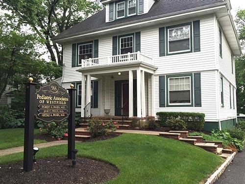 Pediatric Associates of Westfield, NJ, was established in 1995.